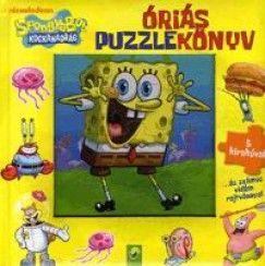 SpongyaBob Kockanadrág - Óriás puzzlekönyv - Oliver Bieber pdf epub