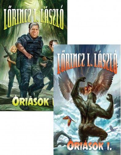 Óriások I-II. - Lőrincz L. László |