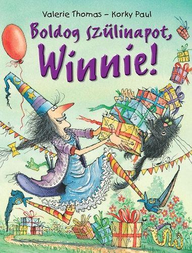 Boldog szülinapot, Winnie! - Korky Paul pdf epub