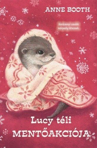 Lucy téli mentőakciója - Anne Booth pdf epub