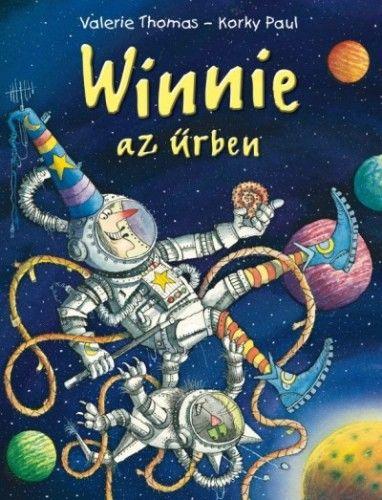 Winnie az űrben - Korky Paul |
