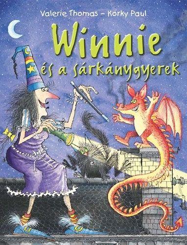 Winnie és a sárkánygyerek - Korky Paul |