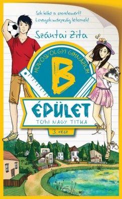 Hűvösvölgyi gimnázium B épület - Tomi nagy titka