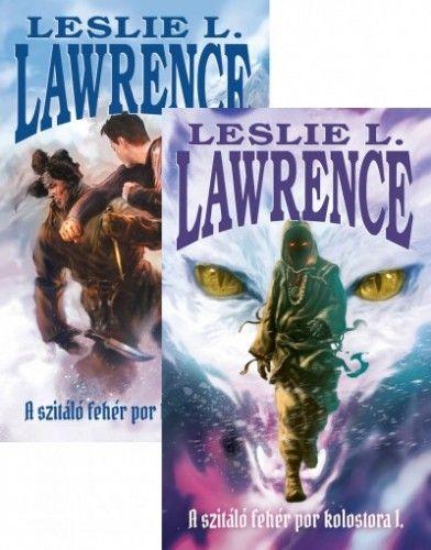 A szitáló fehér por kolostora 1-2. - Leslie L. Lawrence pdf epub