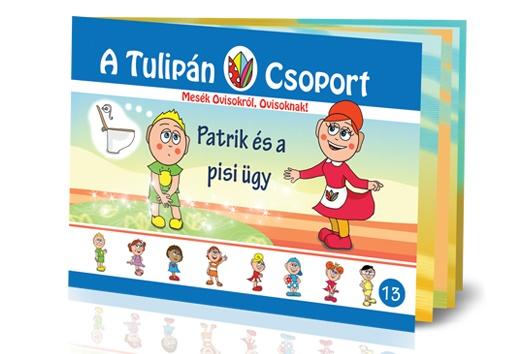 Patrik és a pisi ügy - Szabó Ágnes pdf epub