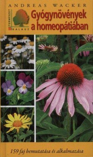 Gyógynövények a homeopátiában - Andreas Wacker pdf epub