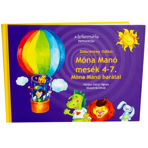 Móna Manó barátai 4-7.