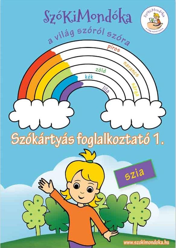 Szókártyás foglalkoztató 1. - Miller-Ferjentsik Viola pdf epub