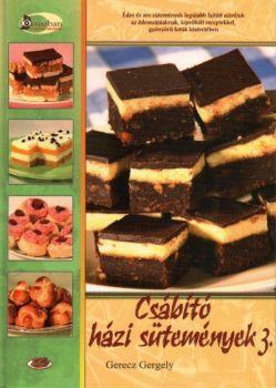 Csábító házi sütemények 3. - Gerecz Gergely pdf epub