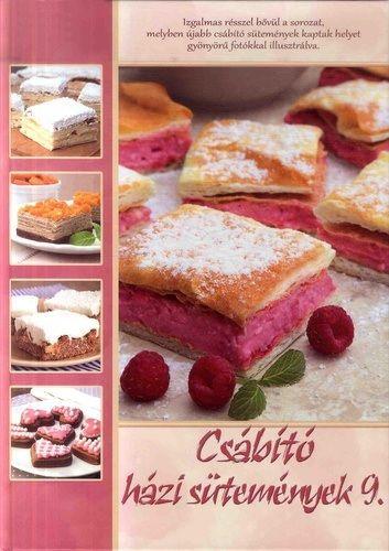 Csábító házi sütemények 9. - Ferenczi Dániel pdf epub