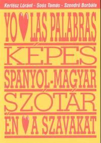 Képes spanyol-magyar szótár