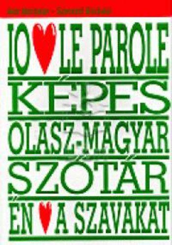 Képes olasz - magyar szótár