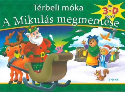 Karácsonyi történet - 3D könyv