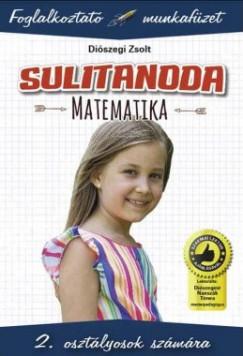 Sulitanoda - 2. osztályosok számára - Matematika - Foglalkoztató munkafüzet