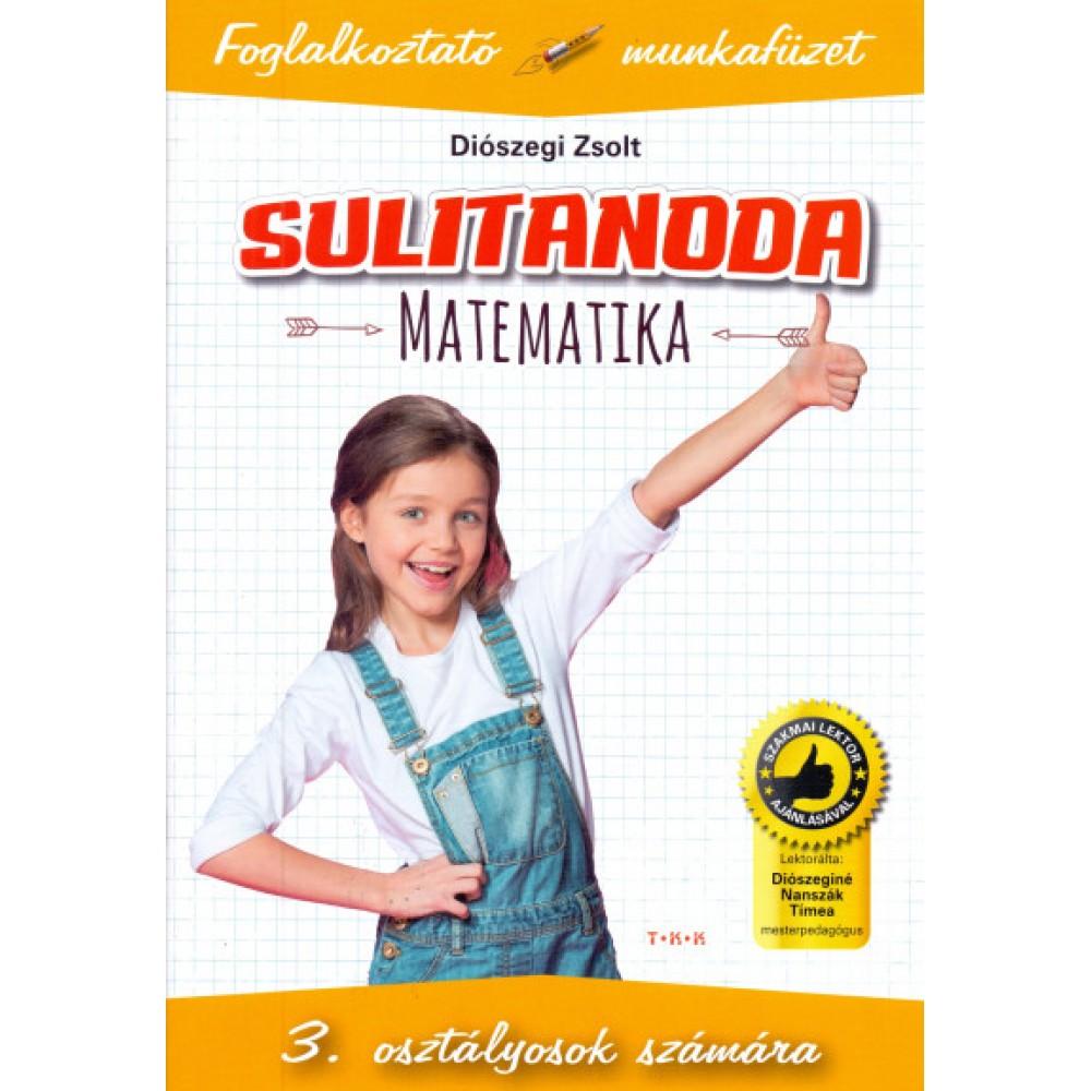 Sulitanoda matematika - 3 osztályosok számára
