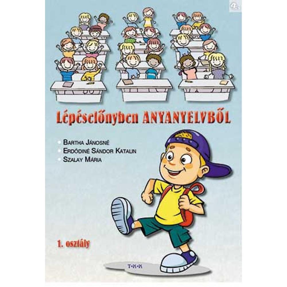 Lépéselőnyben anyanyelvből 1. osztály 4. rész