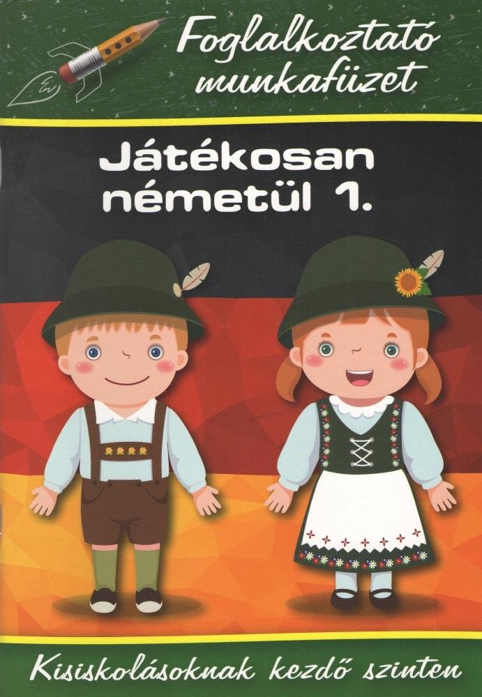 Játékosan németül 1.
