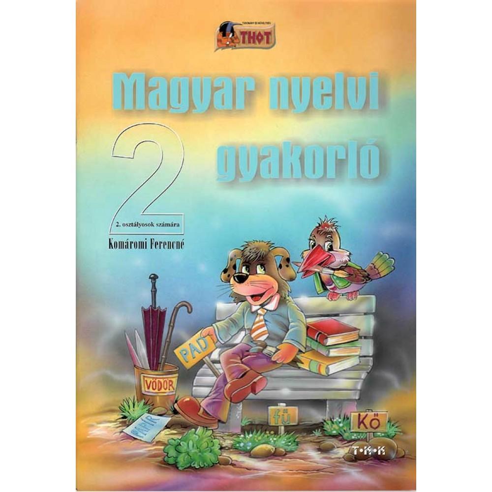 Magyar nyelvi gyakorló 2. osztály