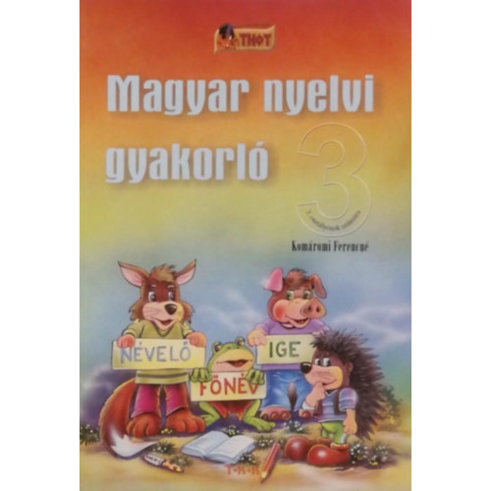 Magyar nyelvi gyakorló 3.osztály