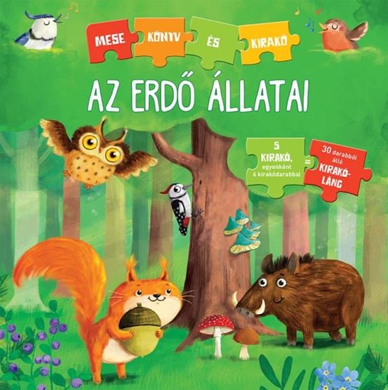 Az erdő állatai