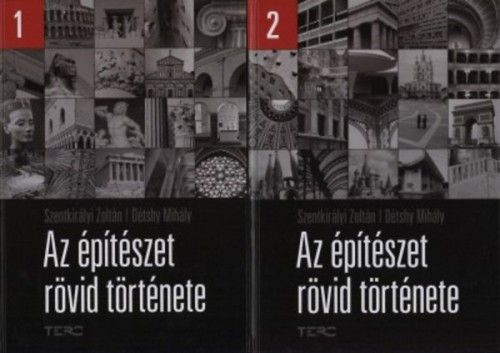 Az építészet rövid története - Szentkirályi-Détshy pdf epub