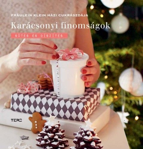 Karácsonyi finomságok - sütés és díszítés