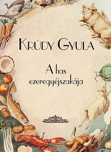 A has ezeregyéjszakája - Krúdy Gyula pdf epub