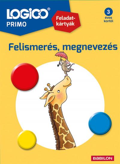 LOGICO Primo 1243 - Felismerés, megnevezés