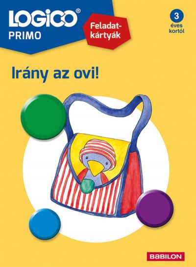LOGICO Primo 1254 - Irány az ovi!