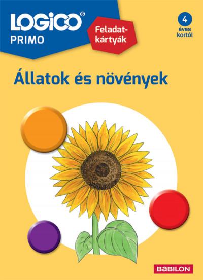 LOGICO Primo 1248 - Állatok és növények - Britta Vorbach |