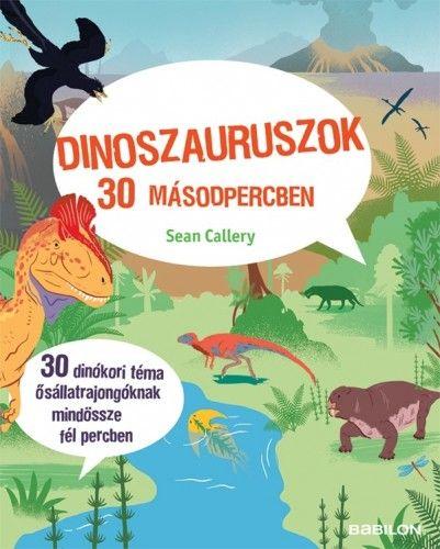 Dinoszauruszok 30 másodpercben