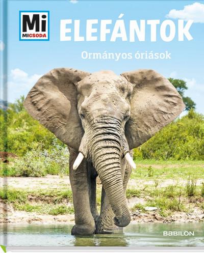 Elefántok - Ormányos óriások - Mi Micsoda - Andrea Weller-Essers pdf epub