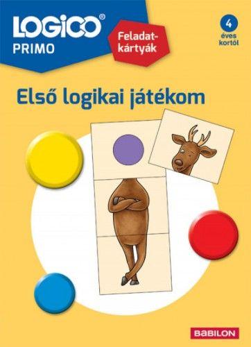 LOGICO Primo 1241 - Első logikai játékom -  pdf epub