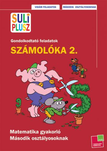 Suli plusz - Számolóka 2. - Bencze Mariann pdf epub