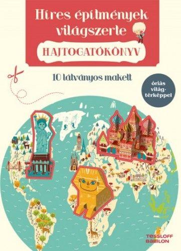 Híres építmények világszerte - Hajtogatókönyv - Rozenn Bothuon pdf epub