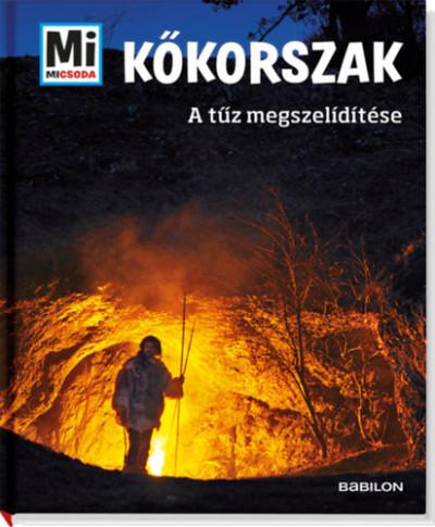 Kőkorszak - A tűz megszelídítése - Mi micsoda - Andrea Schaller pdf epub