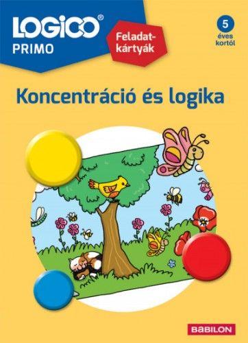 LOGICO Primo 1240 - Koncentráció és logika -  pdf epub