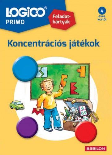 LOGICO Primo 3228 - Koncentrációs játékok