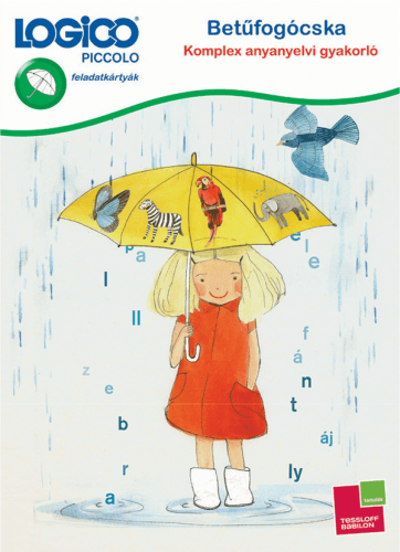 LOGICO Piccolo 5401 - Betűfogócska - Bozsik Rozália pdf epub