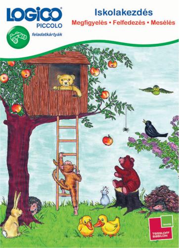 LOGICO Piccolo 3303 - Iskolakezdés - Katja Krahl pdf epub