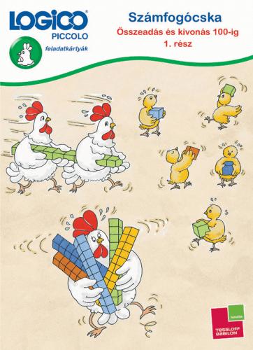 LOGICO Piccolo 3480 - Számfogócska - Marion Godzik pdf epub