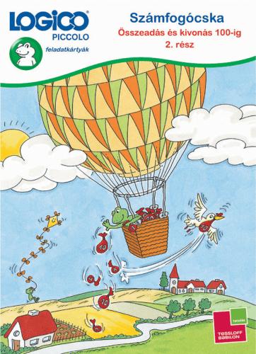 LOGICO Piccolo 3481 - Számfogócska - Marion Godzik pdf epub