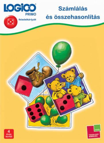 LOGICO Primo 3224 - Számlálás és összehasonlítás - Doris Fischer pdf epub