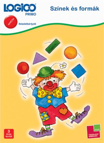 LOGICO Primo 3223 - Színek és formák - Susanne Kortmann pdf epub