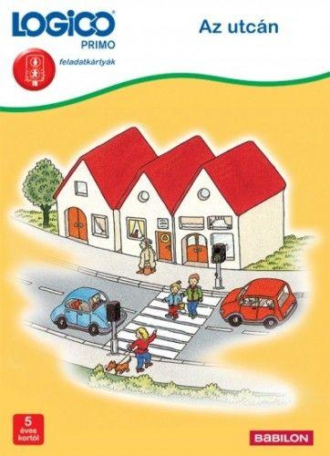 LOGICO Primo 3231 - Az utcán - Doris Fischer pdf epub