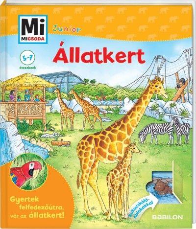 Mi Micsoda Junior - Állatkert - Bärbel Oftring pdf epub
