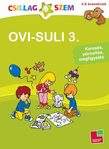 Ovi-suli 3. Keresés, párosítás, megfigyelés -  pdf epub