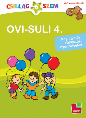 Ovi-suli 4. Megfigyelés, választás, nyomkövetés -  pdf epub