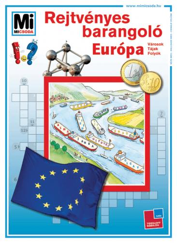 Rejtvényes barangoló - Európa