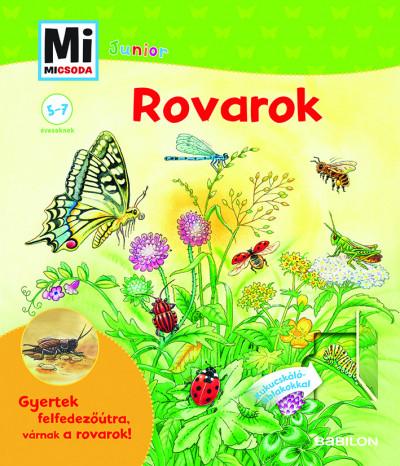 Rovarok - Kukucskáló ablakokkal - Mi Micsoda Junior - Bärbel Oftring pdf epub